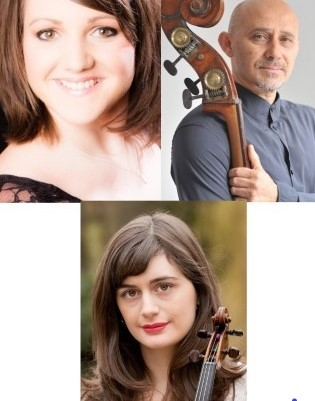 Sophie Rosa, Roberto Carrillo-Garcia and Gemma Beeson
