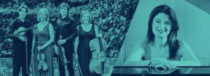 Sacconi Quartet and Emma Abbate